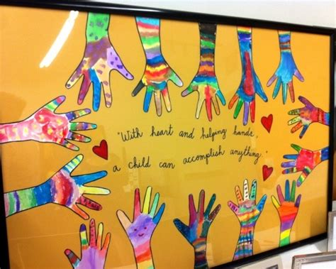 classroom craft ideas helping school auction item auction change quotes