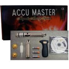 Accu Detox Trainig by Accu Master Magnetic Massager Kit Bodytools