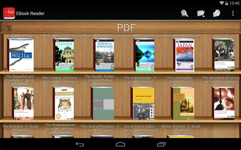 5 Books For A Wide Reader by Ebook Reader Pdf Reader Android Apps On Play