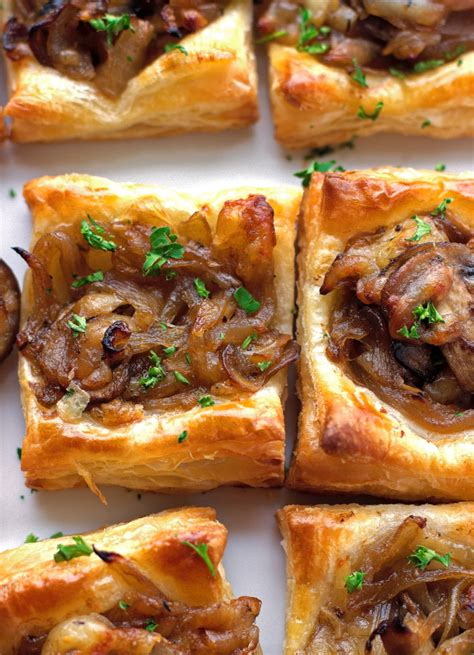 Ina Garten Beef by Gruyere Mushroom Amp Caramelized Onion Bites Recipe Little