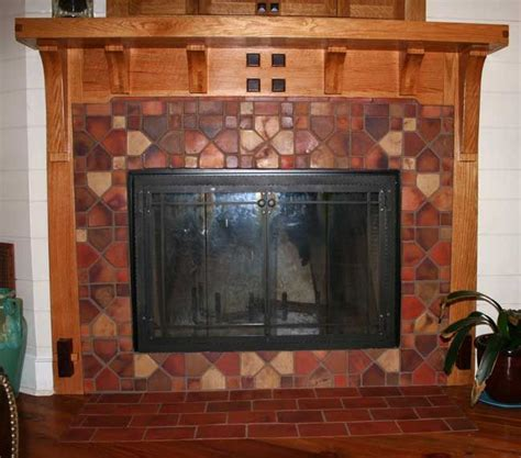 1930s Fireplace Tiles by 17 Best Images About Craftsman Style On