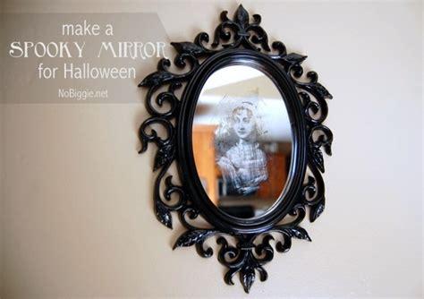 diy creepy halloween hand picture frame diy spooky halloween mirror