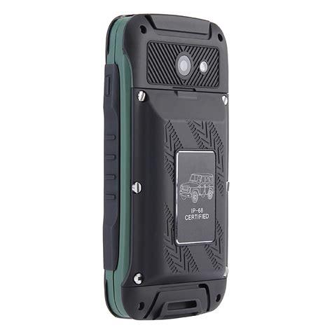 Jeep F605 Outdoor Smartphone jeep f605 4 5inch mtk6572 ip68 waterproof rugged smartphone