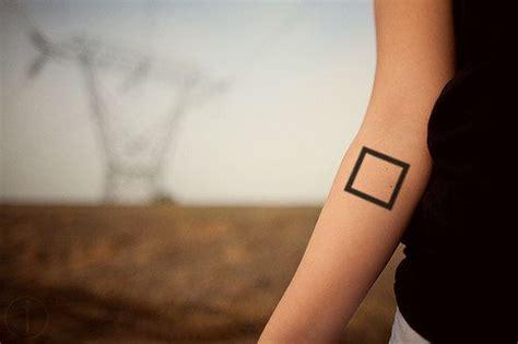 geometric quote tattoo 2pcs geometric square tattoo inknart temporary tattoo