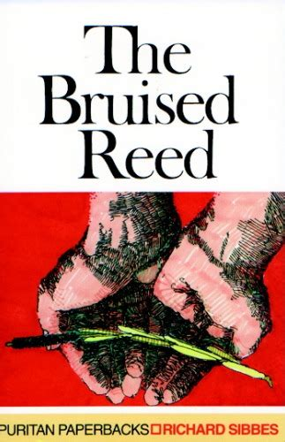 bruised and wounded struggling to understand books book review the bruised reed by richard sibbes 9marks