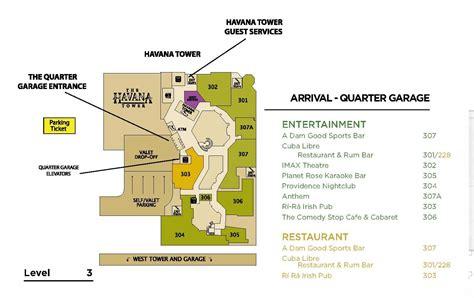 hotel layout atlantic city map of the quarter tropicana atlantic city floor pictures