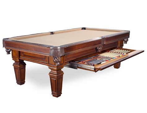 hartford pool table 1 quot slate pool table presidential