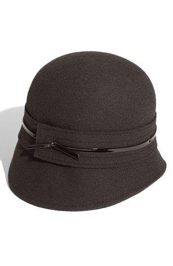Contrast Stitching Cloche Hat best 25 wool hats ideas on cloche hat