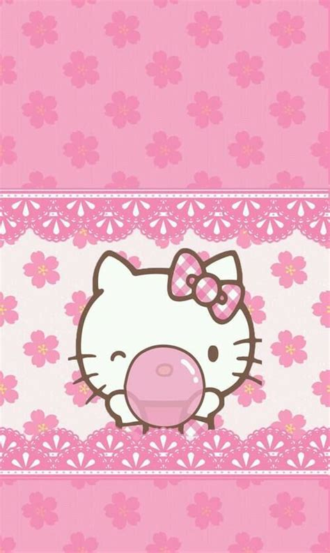 wallpaper hello kitty pink for iphone 116 best hello kitty images on pinterest hello kitty