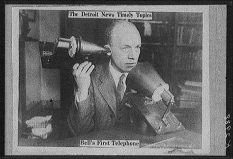wann wurde das erste radio erfunden graham bell erfinder des ersten