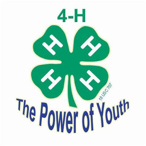 4 H Clover Clip Art Logos 4 H Pinterest Logos Art Logo And Clip Art 4 H Clipart