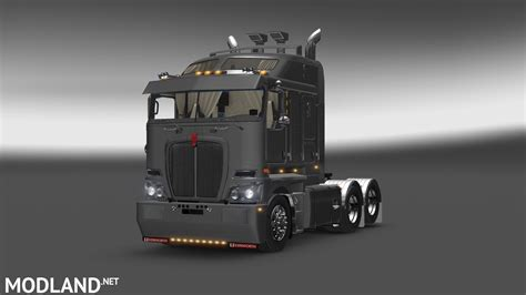 kenworth website ats kenworth k200 v14 mod for american truck simulator ats