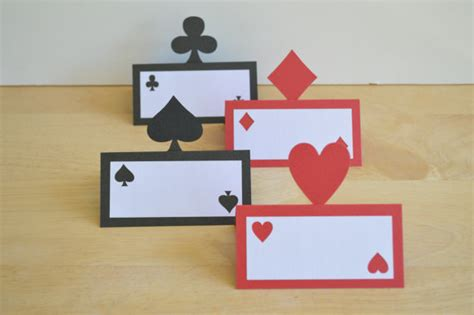 vegas wedding place cards casino las vegas theme tent place cards wedding bridal baby shower seating