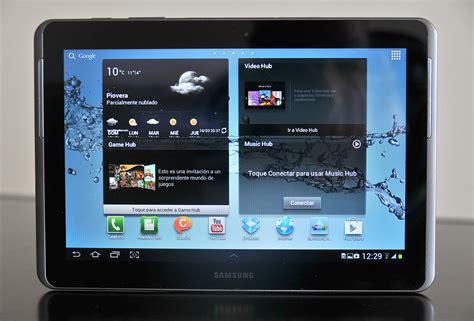 Samsung Tab 2 10 Inch Bekas an 225 lisis tablet samsung galaxy tab 2 10 1 y prueba a fondo tekn 243 filo