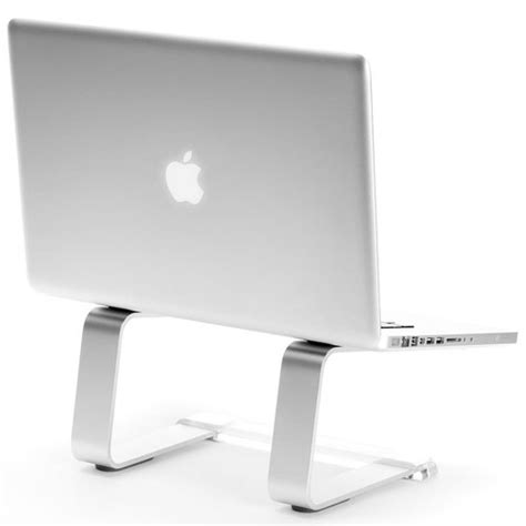 macbook pro desk stand griffin elevator desktop computer macbook laptop stand