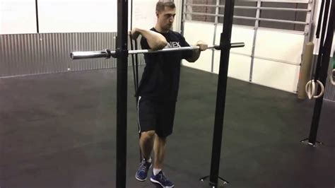 Mobility Wod Front Rack by Mobility Crossfit Workouts Eoua