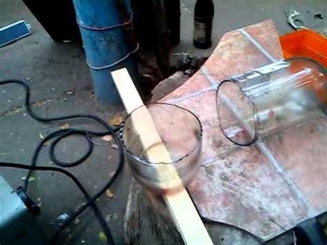 cortar botella de vidrio como hacer un vaso con una botella de como cortar una botella de vidrio con nicron hacer vasos