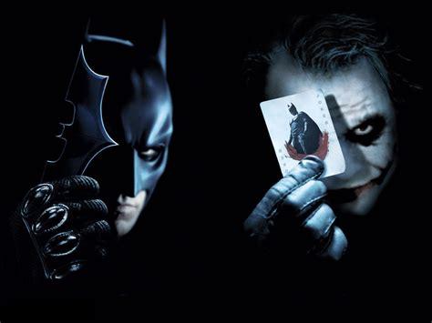 imagenes batman y joker batman vs joker wallpaper wallpapersafari