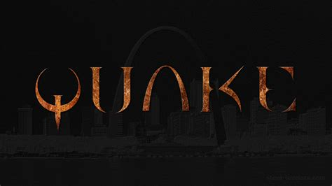 earthquake logo the st louis earthquake of 1990 steve lovelace
