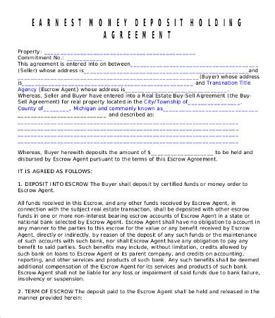 money agreement template 16 free pdf documents download