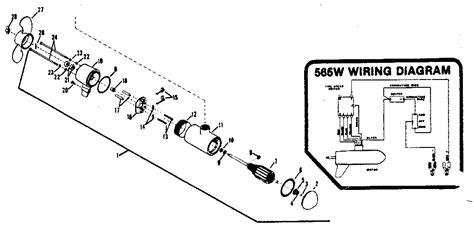 minn kota 565 trolling motor wiring diagram repair