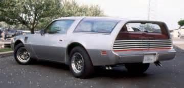 S K Pontiac Breadvan Bird Remembering Pontiac S Firebird Type K