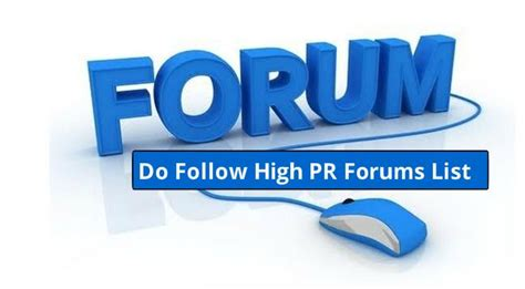 Make Money Online Forum List - latest 2018 700 do follow high authority forums sites list