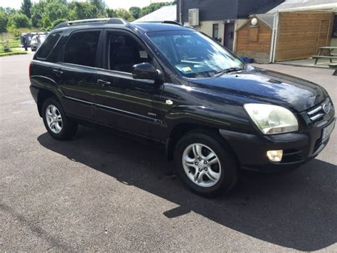 05 Kia Sportage 05 Kia Sportage 20 4x4 For Sale In Bandon Cork From