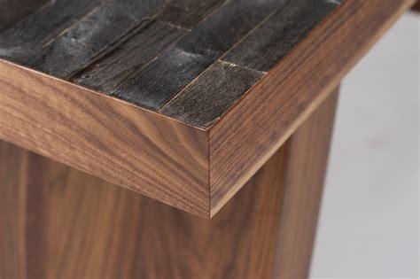 black walnut coffee table mike s walnut coffee table the wood whisperer
