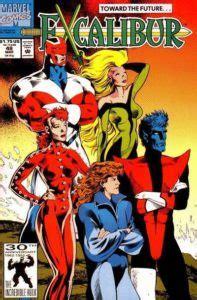 excalibur visionaries alan davis volume 3 ebook collecting excalibur captain britain comic books as