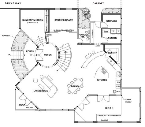 Luxury Modern Mansion Floor Plans Site Map