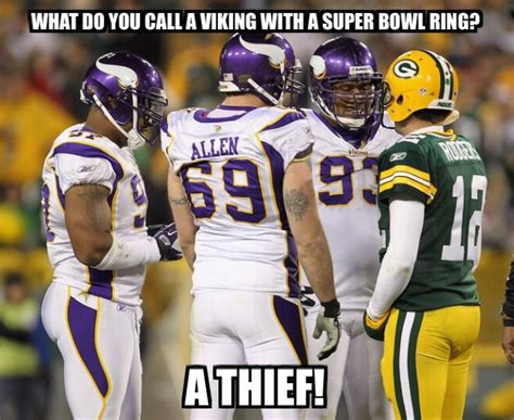 Vikings Suck Meme - the gallery for gt christian ponder