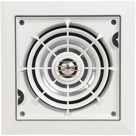 speakercraft ceiling speakers speakercraft css6 three square in ceiling speaker asm85631 b h