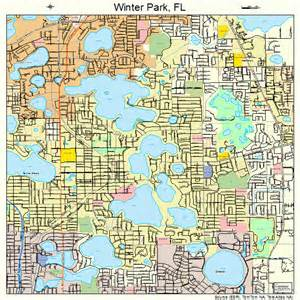 winter park florida map 1278300