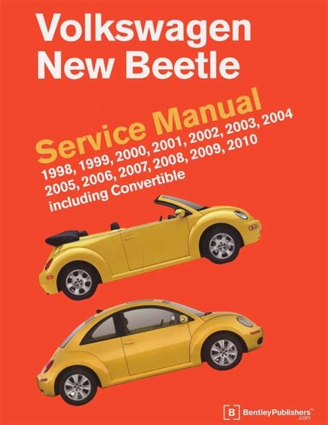 old car repair manuals 2006 volkswagen new beetle electronic toll collection 1998 2010 2004 2005 2006 vw beetle shop service repair manual ebay