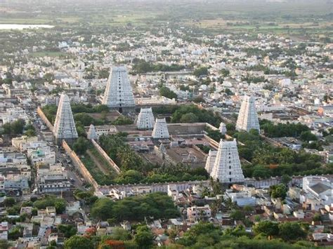 Arunachaleswarar Temple   Picture of Tiruvannamalai, Tamil