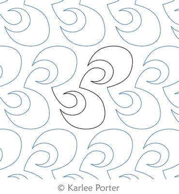 Digital Quilting Designs Free by Oyster Karlee Porter Digitized Quilting Designs