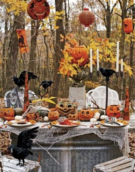 halloween party decoration ideas table decoration halloween party decorations ideas