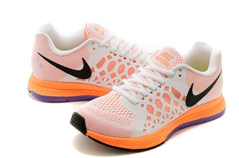 orange and purple nike running shoes nike air zoom pegasus 31 white orange purple running