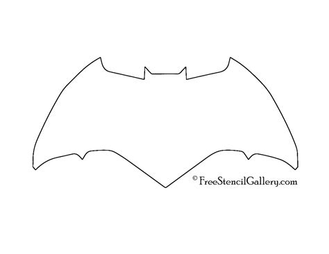 batman template batman insignia template photos resume ideas www