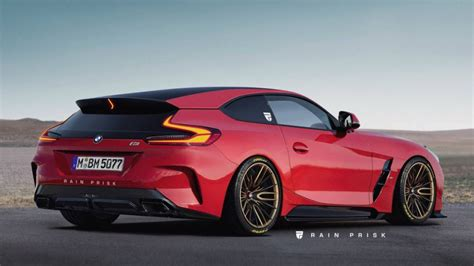 2020 bmw z4 m roadster 2019 bmw z4 morphs into epic m coupe