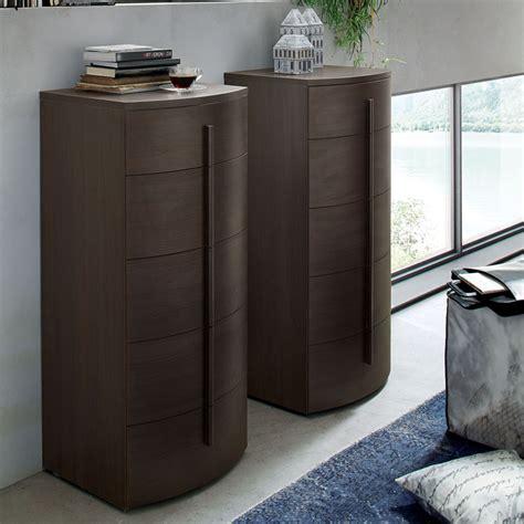 mobili settimanali moderni gliss settimanale moderno 5 cassetti l 50 4 cm maronese
