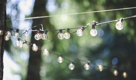 Three Simple Ways To Spruce Up Your Yard For Summer Summer String Lights