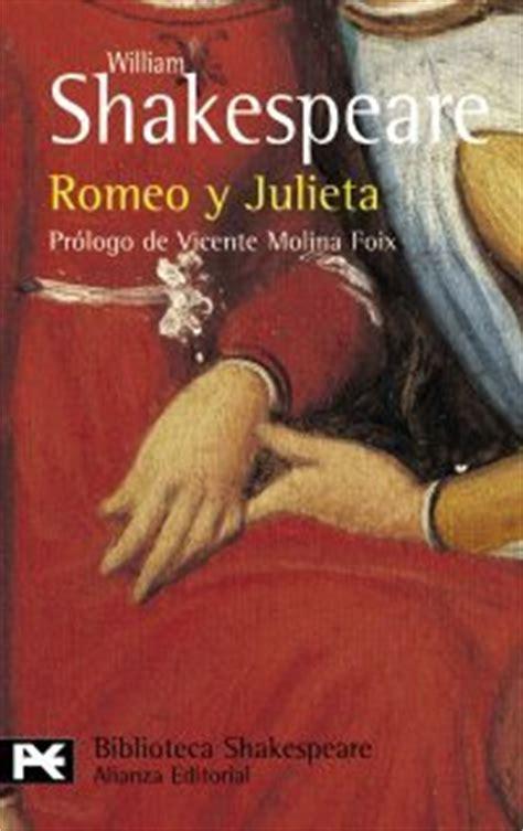 libros para leer de william shakespeare romeo y julieta libros y literatura