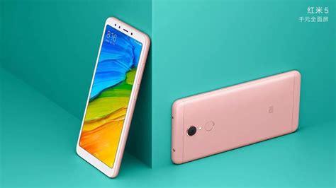 Karakter Xiaomi Redmi 5a xiaomi redmi 5 dan redmi 5 plus bakal hadir dalam empat