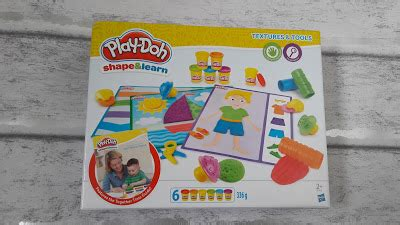 Mainan Anak Play Doh Shapes Learn Textures Tools Mainan Anak gift guide for the joanna