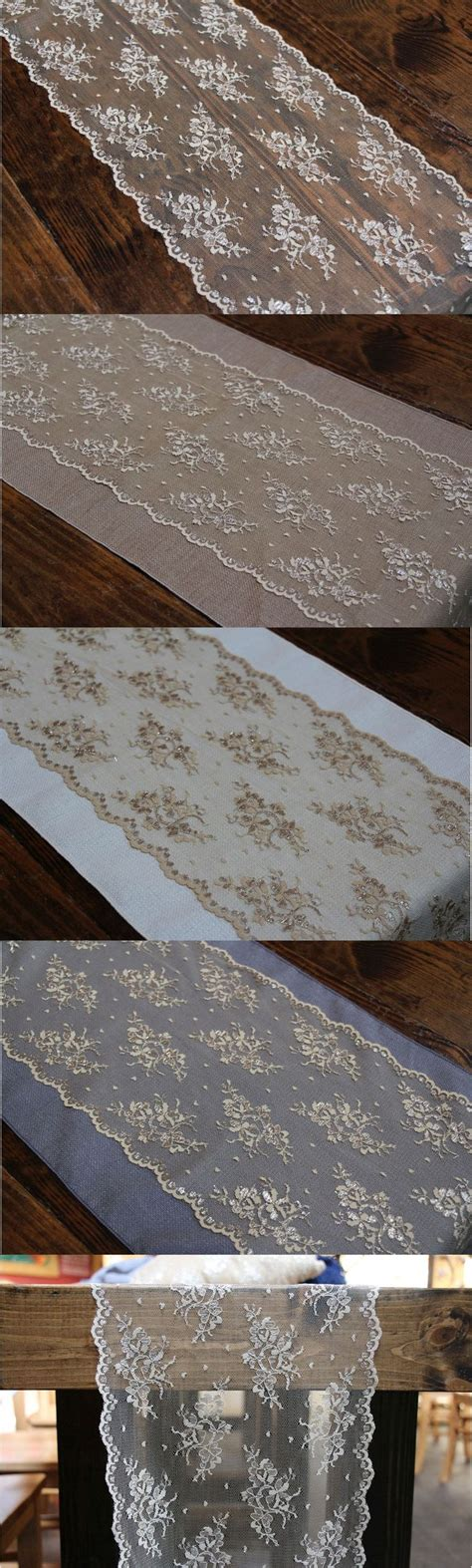 gold lace table runner best 25 lace runner ideas on diy lace table