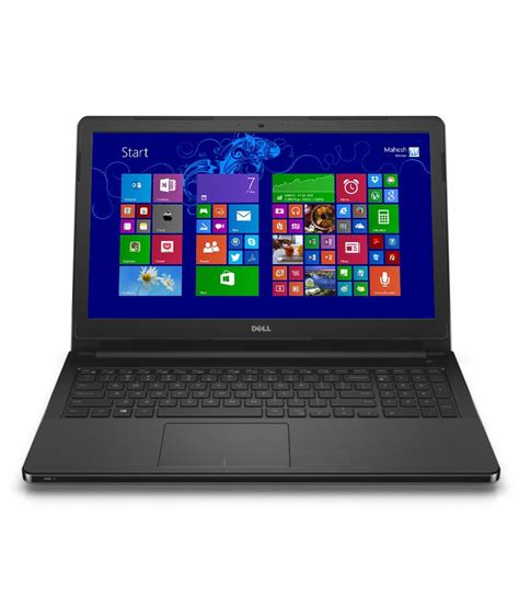 Laptop Dell Vostro N Series dell vostro 15 3000 3549 notebook intel celeron 4 gb 500 gb 39 62cm 15 6 windows 8 1