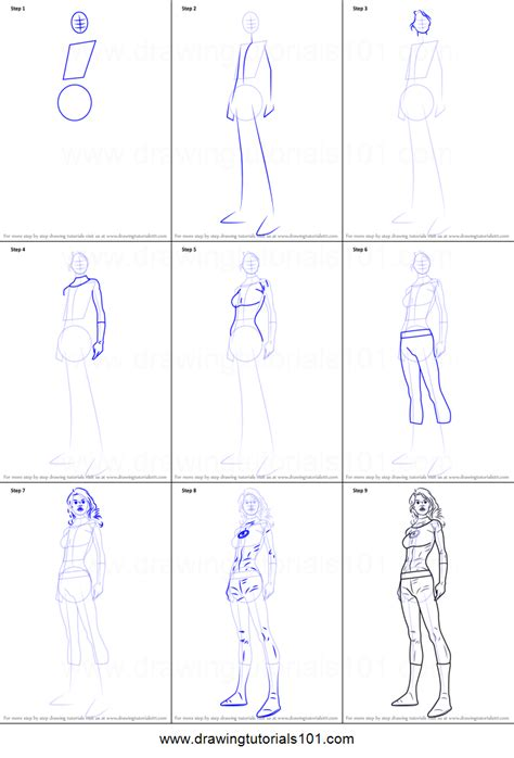 how to draw doodle characters step by step how to draw invisible printable step by step drawing