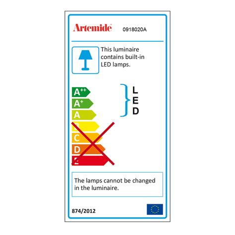 applique mesmeri applique murale mesmeri led chrome brillant by artemide